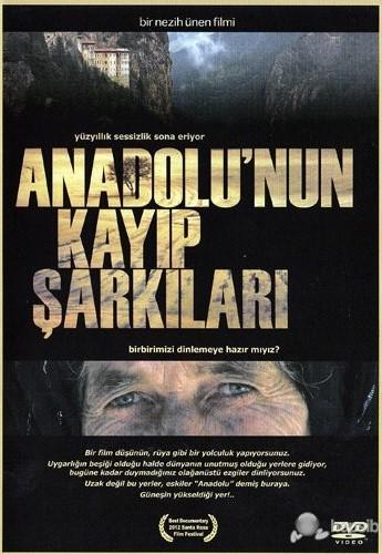 Anadolunun kayip sarkilari DVD