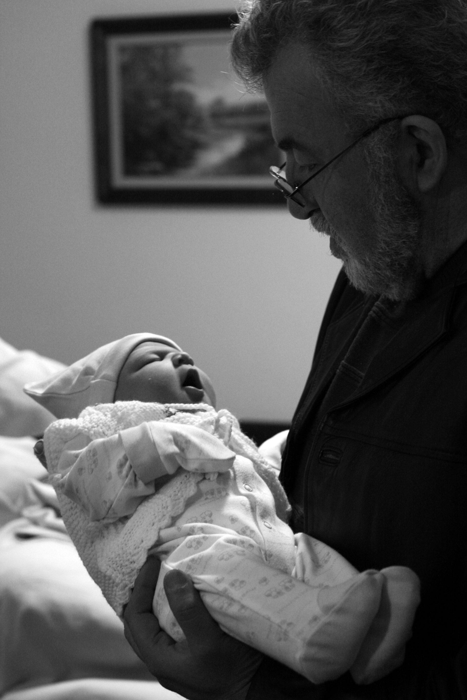 Von der Schwangerschaft und der Geburt