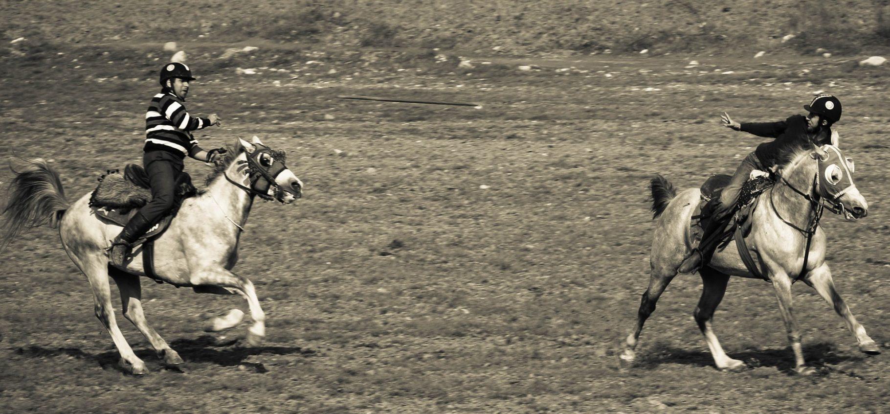 Cirit – Reitspiel aus der Türkei