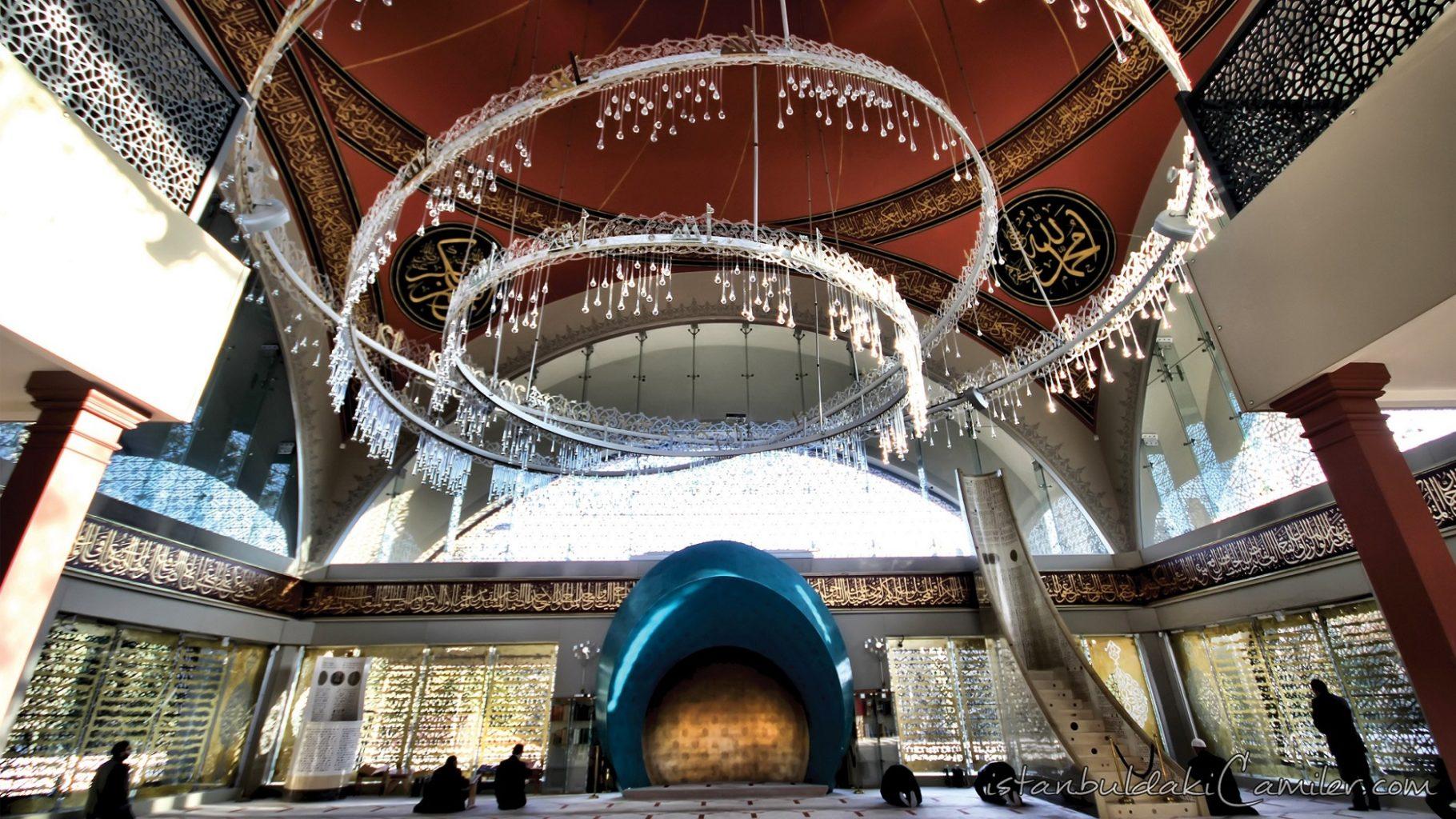 Sakirin – Die modernste Moschee der Türkei