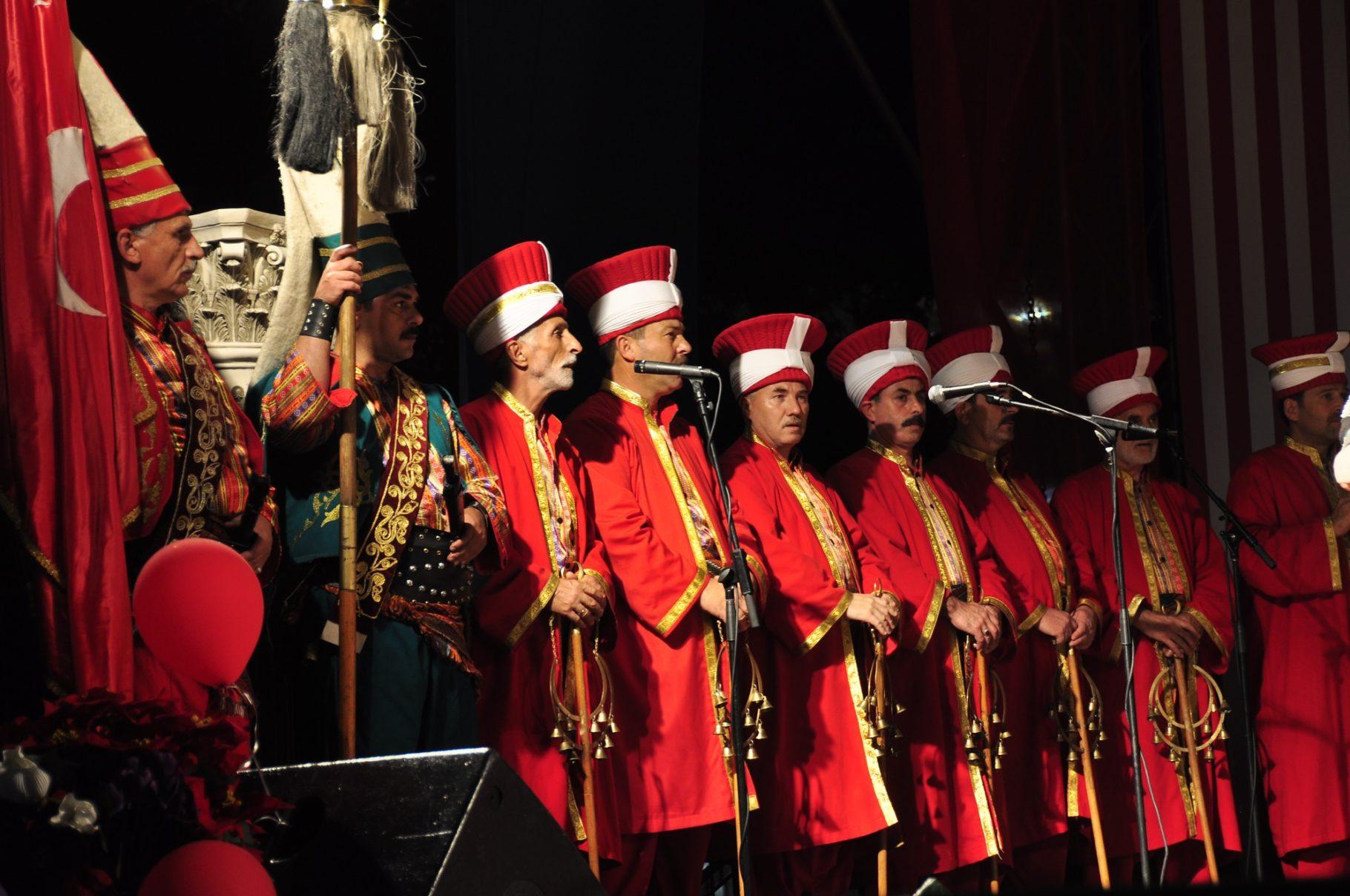 Mehterhane – Die Janitscharenmusik
