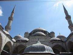 sehzade camii Foto