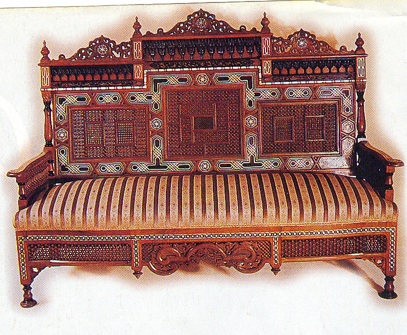 Holzschnitzerei - Kakma