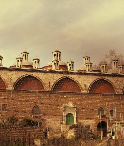 Mimar Sinan Güzel Sanatlar Üniversitesi Kültür Ve Sanat Merkez
