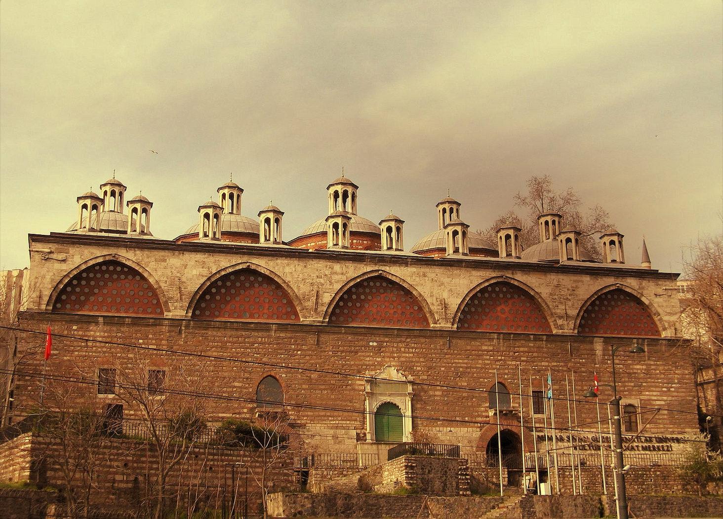Mimar Sinan – Michelangelo der Osmanen