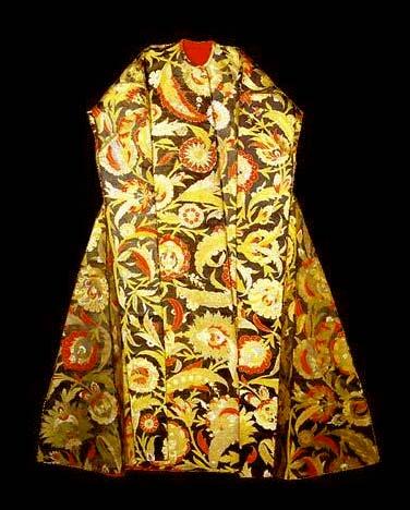 Osmanische Palast Kleidung