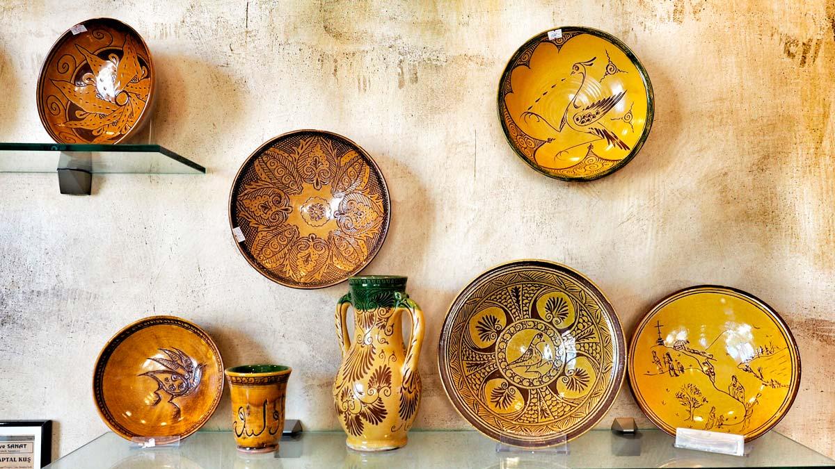 Cini – Türkische Kachel- und Keramikkunst
