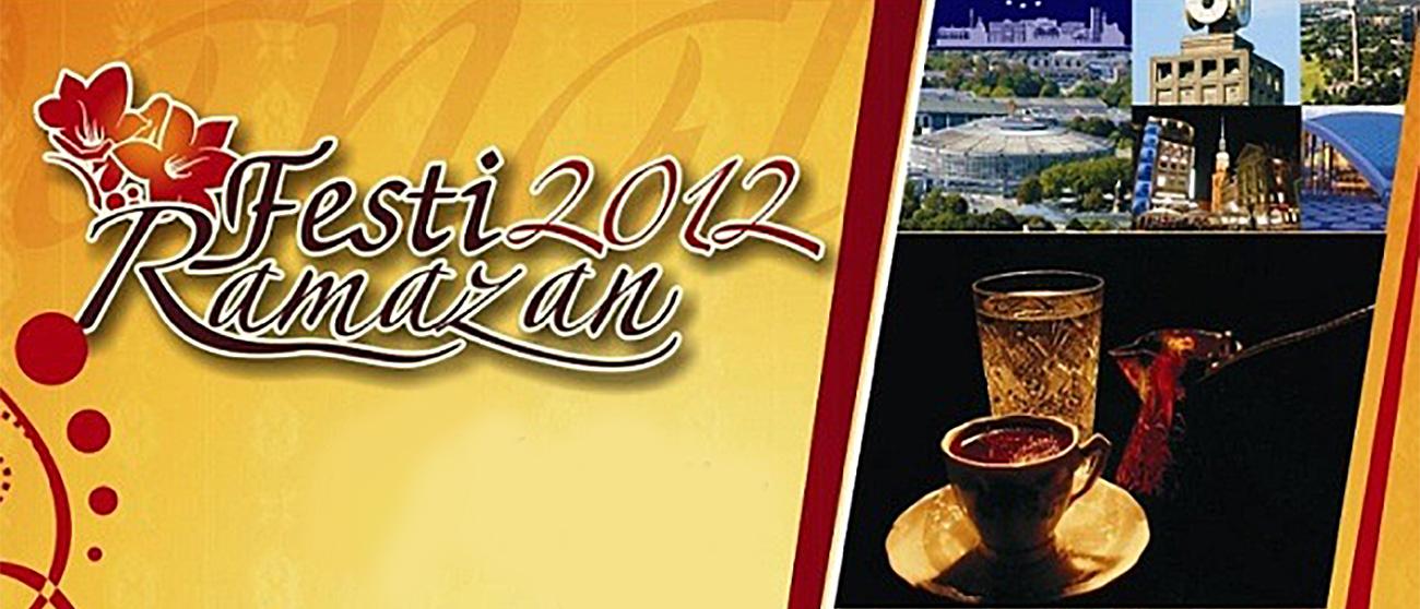 Festiramazan 2012 in Dortmund – Europas größtes Ramadan Festival
