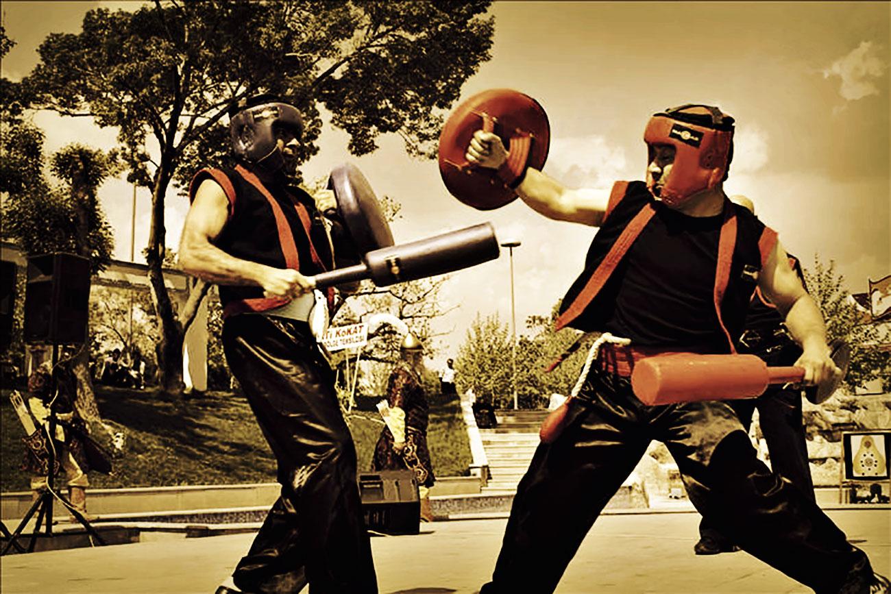 Matrak – Kampfsport im osmanischen Reich