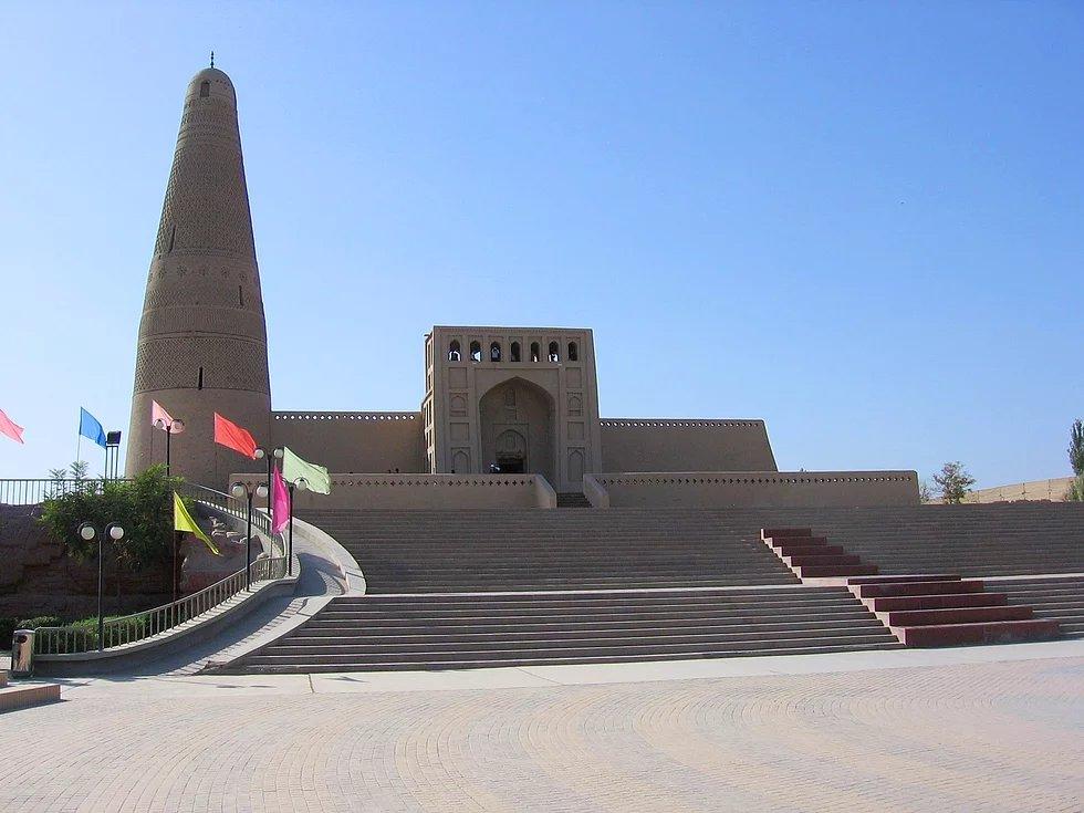 Emin Moschee, Turfan, Xinjiang