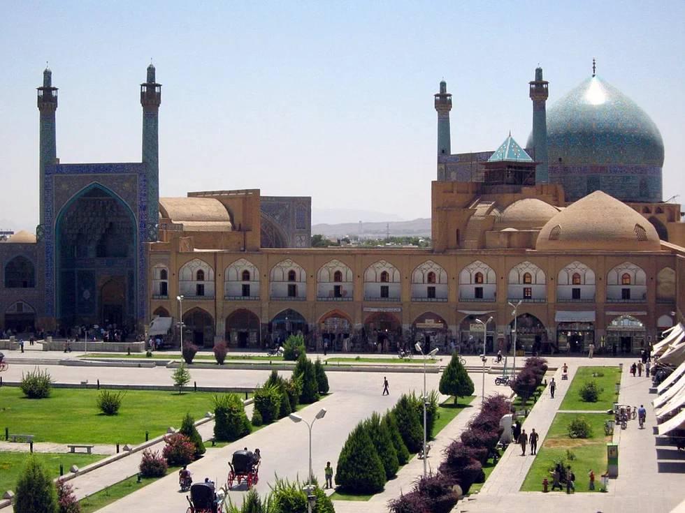 Freitagsmoschee, Isfahan, Iran