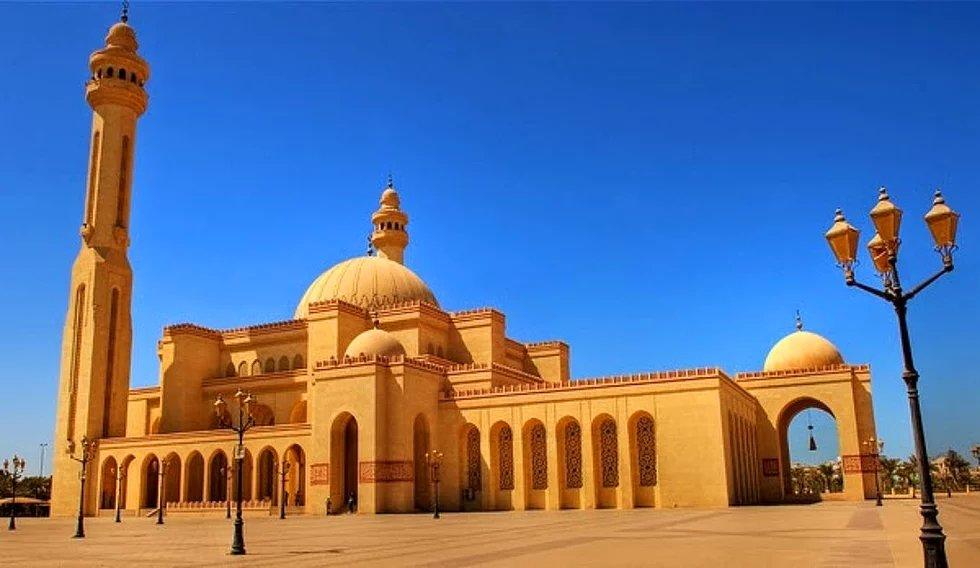 Große El Fetih Moschee, Manama, Bahrein