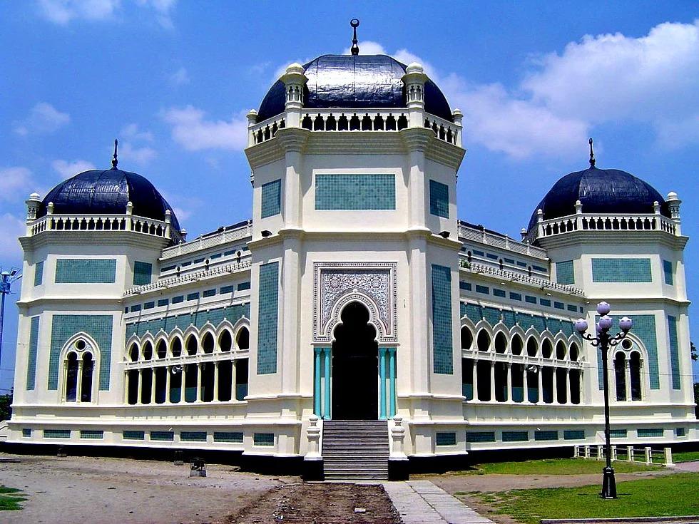 Mescid-i Raya, Tanjung Pinang, Indonesien