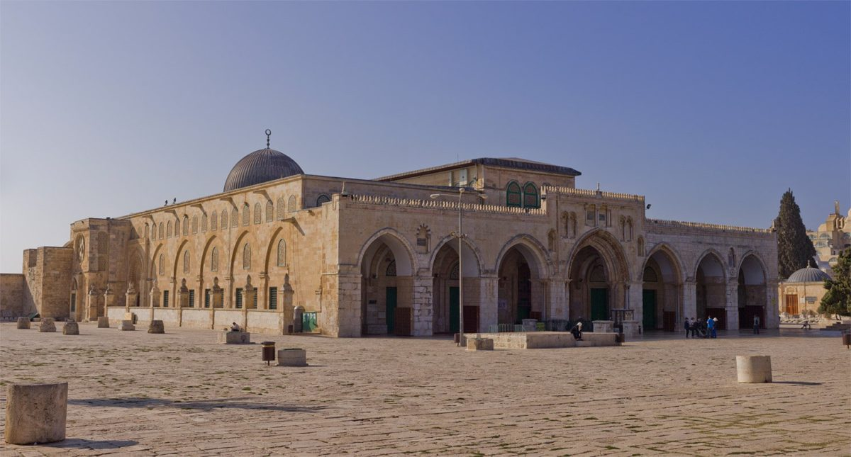 Mescid-i Aksa, Jerusalem