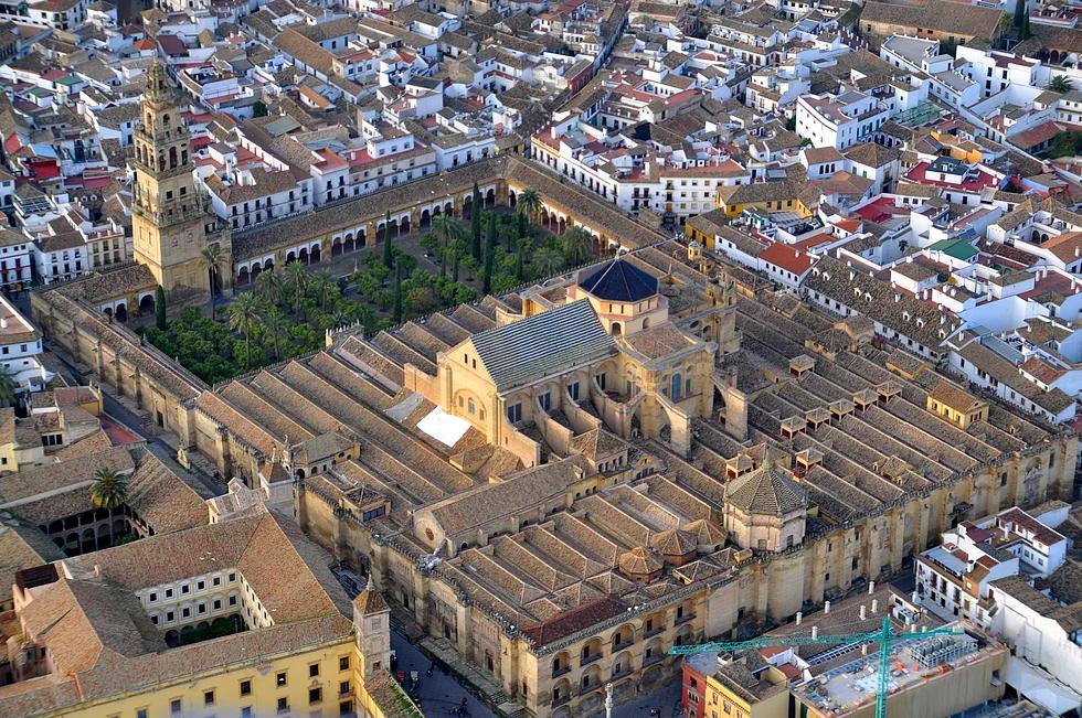 Mezquita Catedral, Cordoba, Spanien