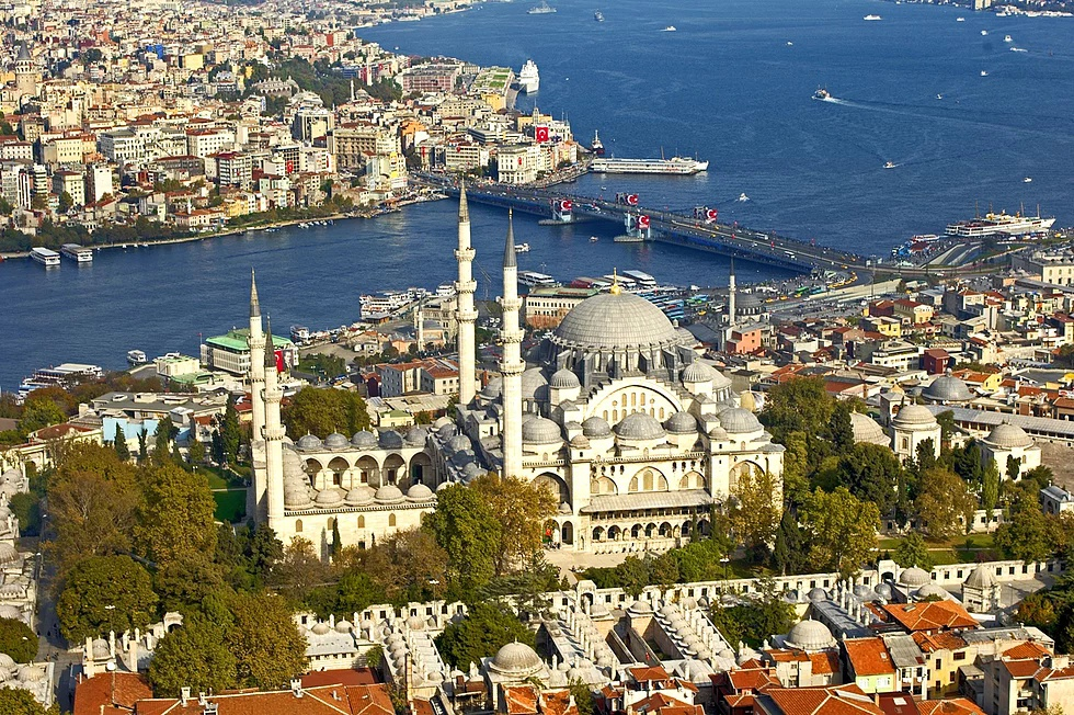 Süleymaniye Moschee, Istanbul, Türkei