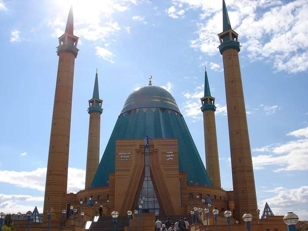 Yusuf Moschee, Pavlodar, Kasachsta