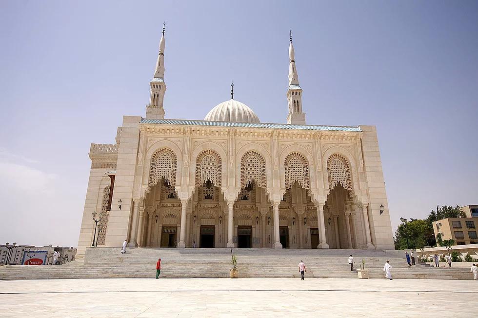 Emir Abdelkader Moschee, Konstantin, Algerien