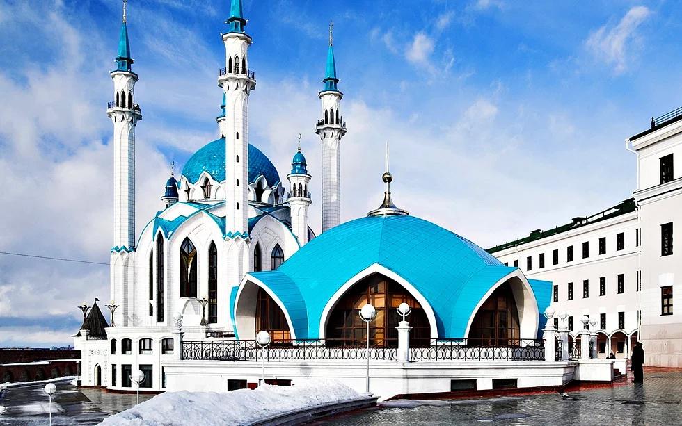 Kul-Scharif Moschee, Kasan, Tatarstan