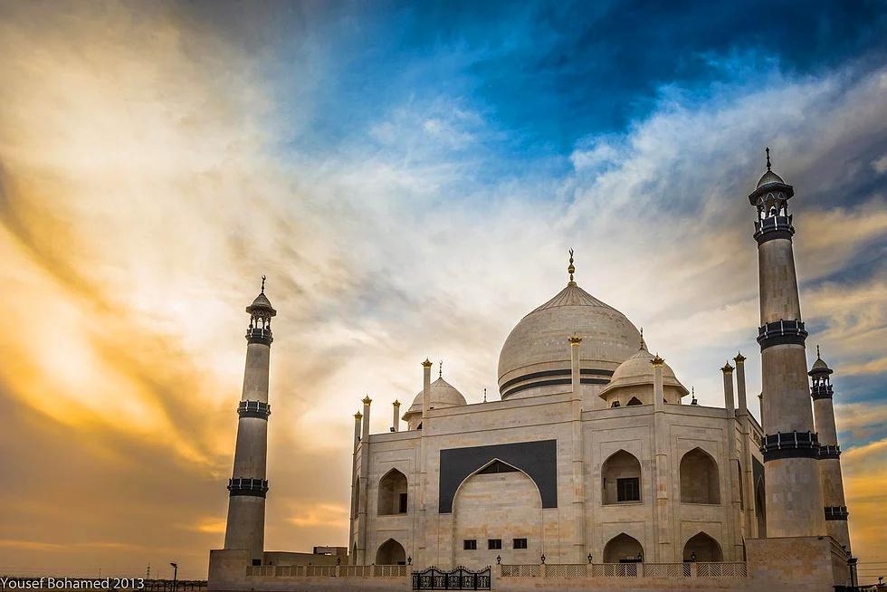 Siddiqa Fatima Zahra Moschee, Kuweit