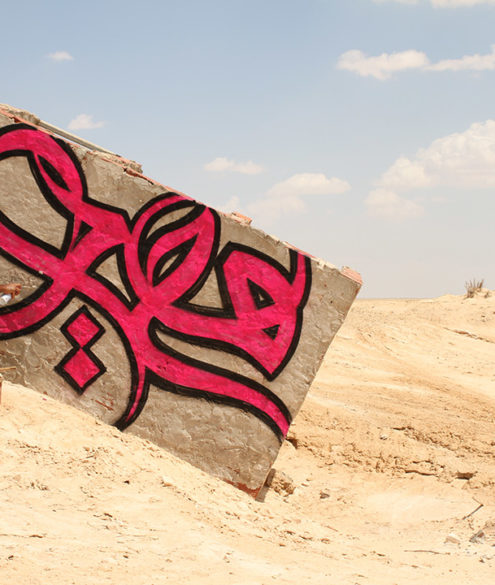 eL Seed - Lost Walls: A Calligraffiti Journey through Tunisia