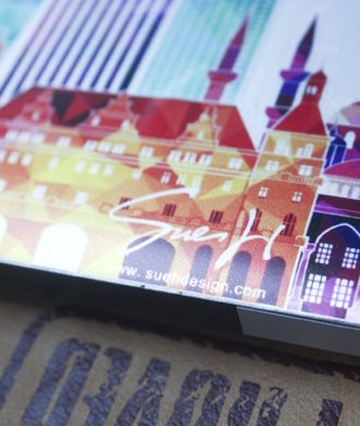 Istanbul Macbook Aufkleber