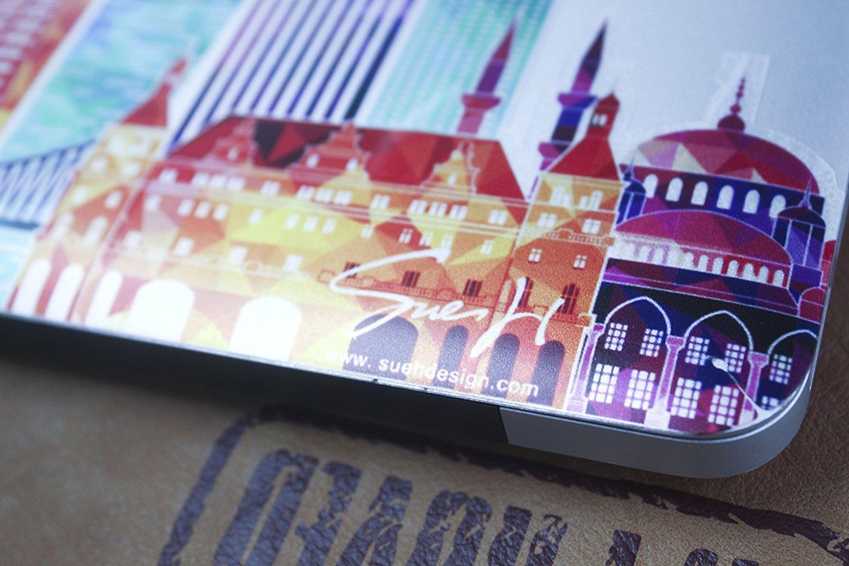 Istanbul Aufkleber für den Macbook