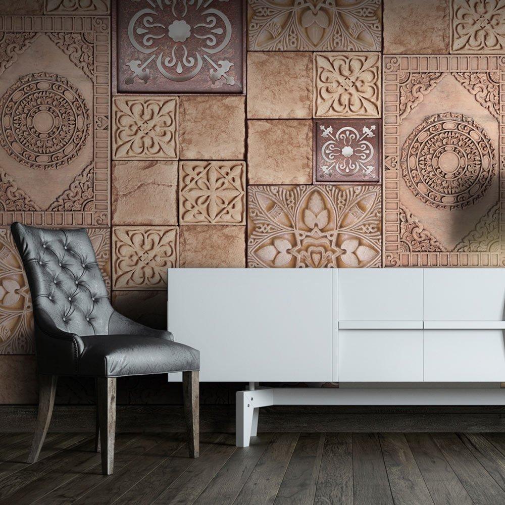 Murando puro orient wandtapete fototapete online kaufen for Tapete orientalisch turkis
