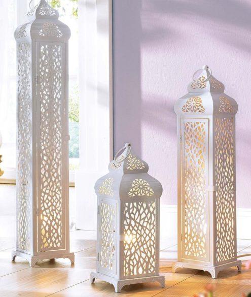 Stehleuchte Oriental-Design Mahal