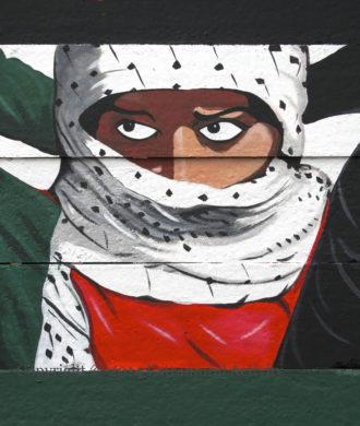 Gaza Widerstand - Kufiya