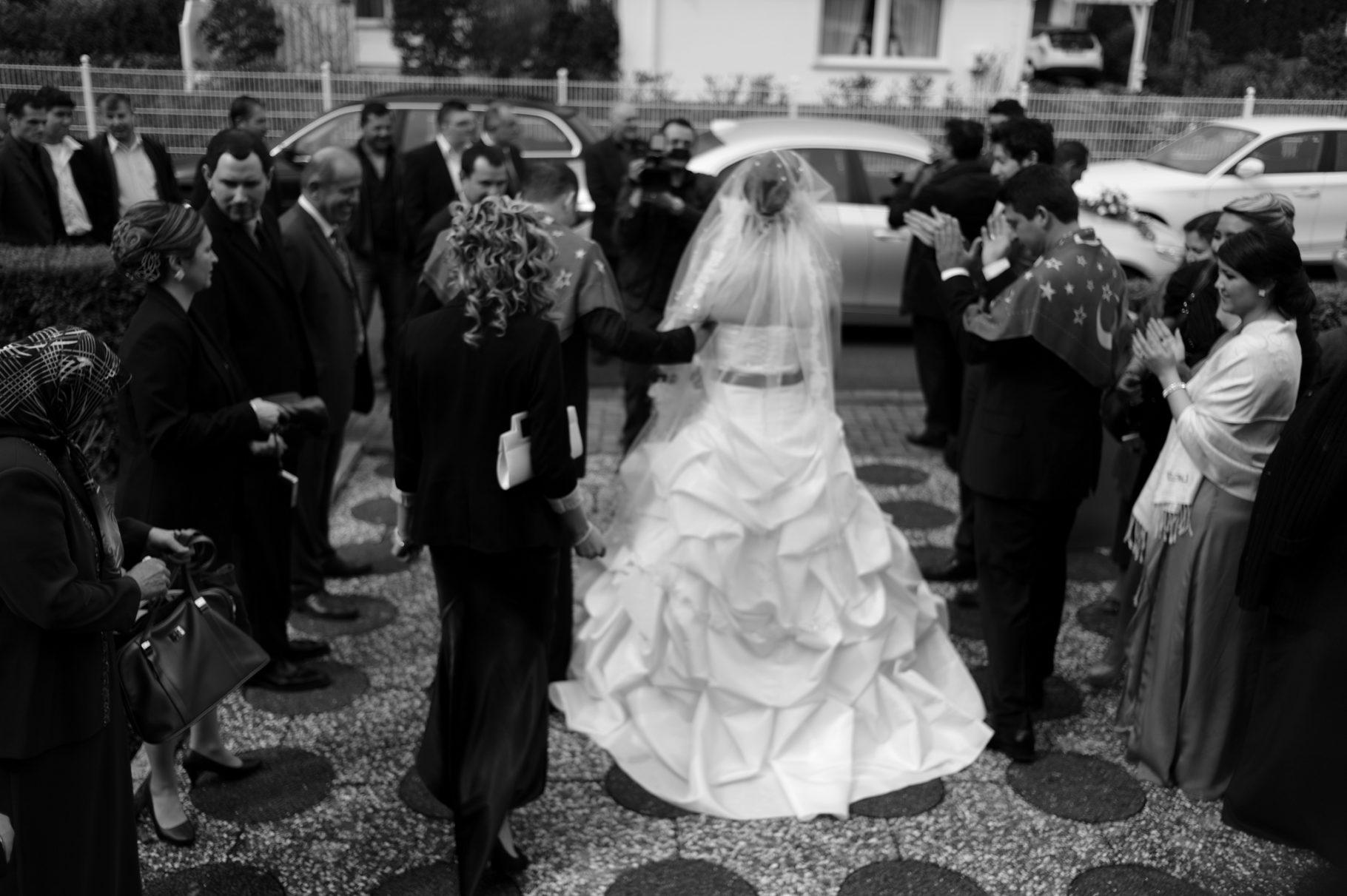 Von der Eheschließung